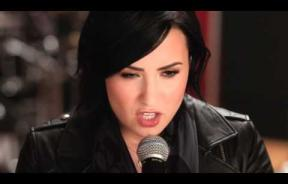 Demi Lovato Is The New Face Of 'Be Vocal,' A Mental Health Campain Hoping To Lessen Stigma