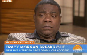 tracy morgan interview