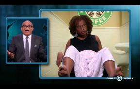 Larry Wilmore, Host Of The Nightly Show, Gets To The Bottom Of Planned Parenthoood's Secret Video