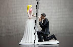 Divorce rate