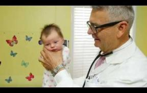 Parenting Hacks: Pediatrician Shows 'The Hold' Technique To Calm Any Crying Baby