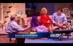 Norovirus Outbreak: Food From A Kansas City Dinner Theater Has Allegedly Sickened Nearly 400
