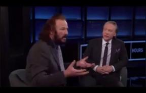 Charlie Sheen's HIV Doc Samir Chachoua Goes On Bill Maher, Proclaims He's 'Cured Countries!'
