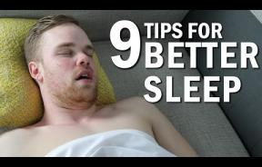 Need Better Sleep? These 9 Tips Will Improve Your Chances Of Finally Getting Some Rest