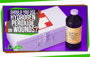 The Problem With Hydrogen Peroxide: Why You Shouldn't Use It To Clean Wounds
