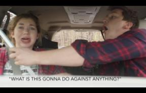 Wisdom Teeth Prank: Brothers Convince Groggy Sister They Are In The Middle Of A Zombie Apocalypse
