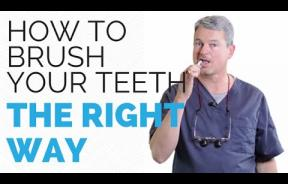 Using Your Toothbrush In A Vibrating Motion May Prevent Enamel Erosion, Tooth Sensitivity