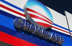 Obamacare sign