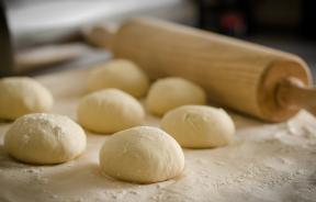 Uncooked Dough