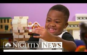 One Year Later: Zion Harvey, World's First Child Double Hand Transplant Recipient Does Push Ups