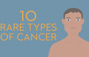 Rare types of cancer