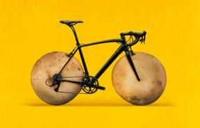 Potatoes and Cyclists