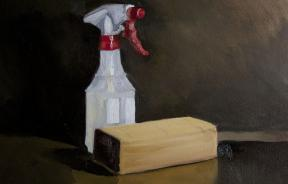 spray cleaning disinfectant