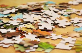 Puzzles and mental health