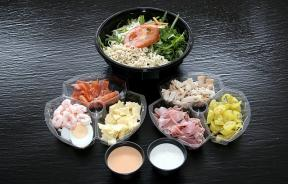 takeout salad