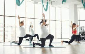 Pregnant Women and exercise