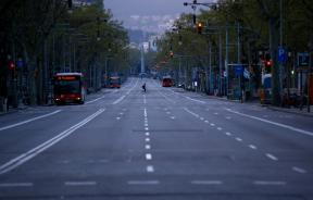 the-shutdown-in-spain-has-emptied-the-streets