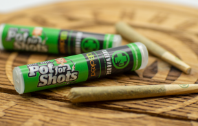 Pot for Shots - Hero Picture