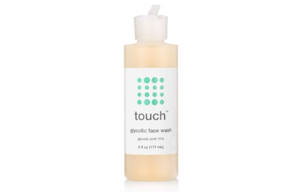 11. TOUCH Glycolic Face Wash