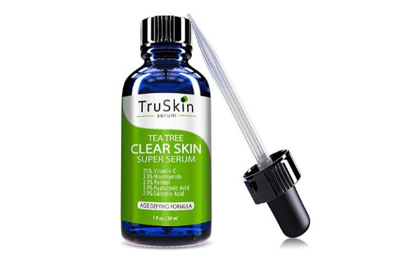TruSkin Naturals Tea Tree Clear Skin Super Serum