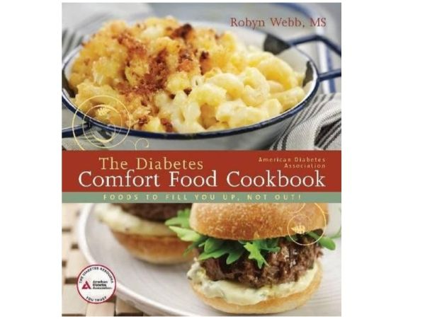 The Diabetes Comfort Food Cookbook